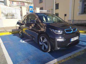 Το πρώτο ηλεκτρικό όχημα της Περιφέρειας Πελοποννήσου