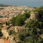 Στο ΠΕΠ Πελοποννήσου εντάχθηκαν η αντιδιαβρωτική προστασία Αγίου Ανδρέου Αίπειας και η στερέωση των κάστρων Κυπαρισσίας και Μονεμβασιάς
