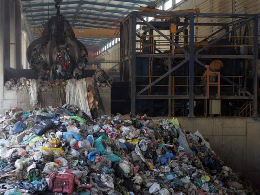 Κεντρική διαχείριση των απορριμμάτων στην Περιφέρεια Πελοποννήσου
