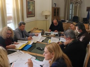 Συσκέψη για το Πρόγραμμα Δημοσίων Επενδύσεων (ΠΔΕ) στην Π.Ε. Μεσσηνίας