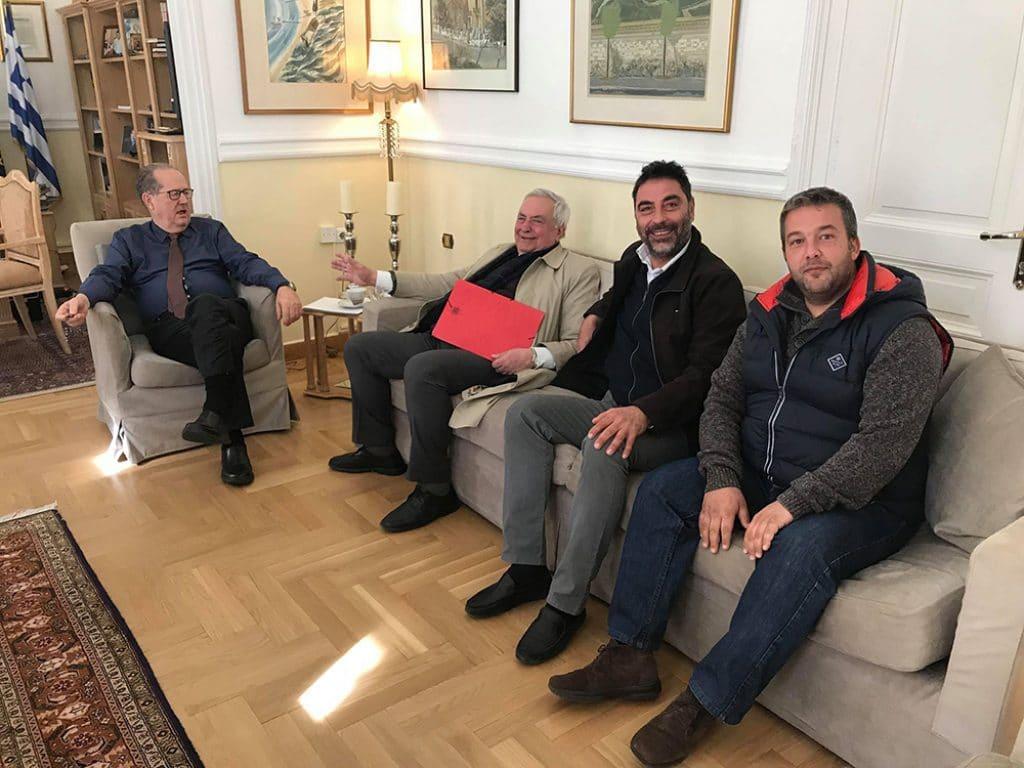 Συνάντηση για το Τσακώνικο Συνέδριο