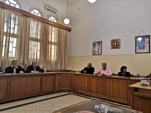 Συνεδρίαση του ΣΟΠΠ στην Π.Ε. Κορινθίας