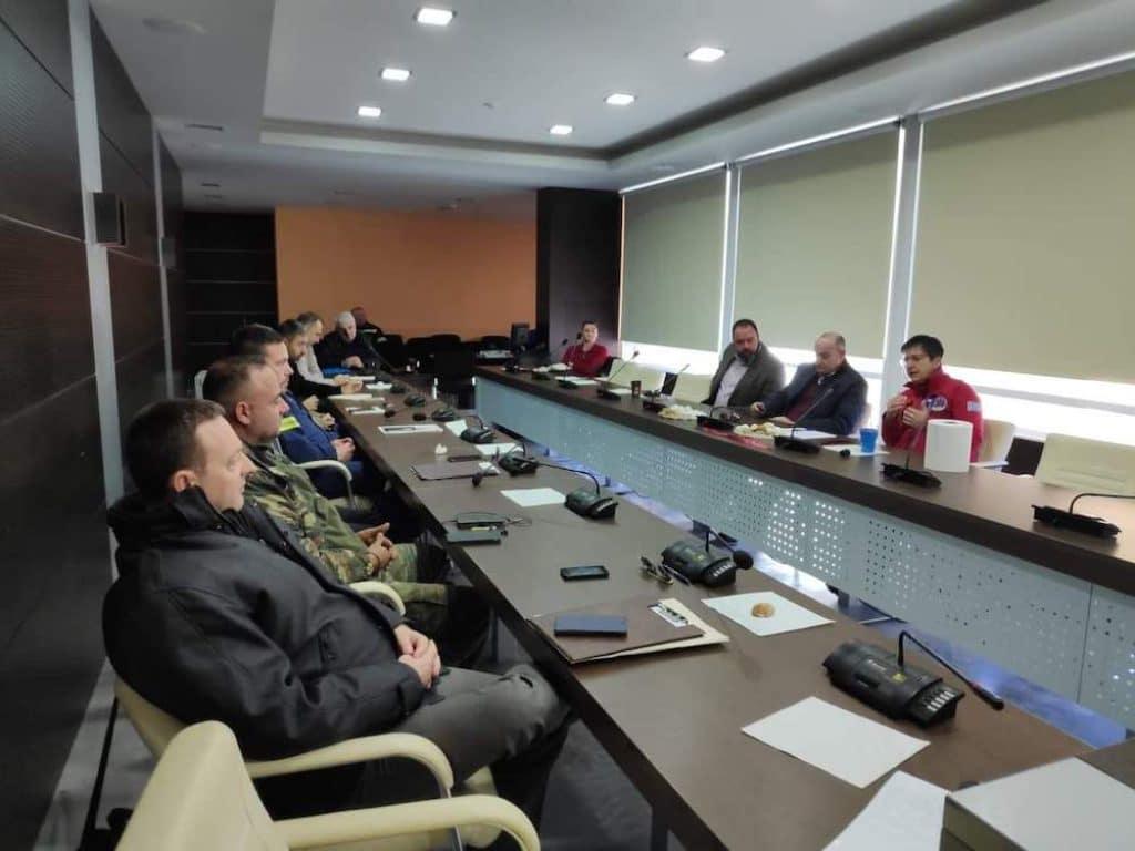 Συνεδρίαση του ΣΟΠΠ στην Π.Ε. Λακωνίας