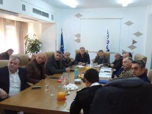 Συνεδρίαση του ΣΟΠΠ στην Π.Ε. Μεσσηνίας