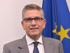 Yφυπουργός Ενέργειας Γ. Θωμάς