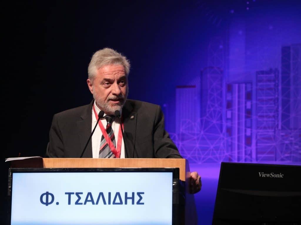 Διευθύνων σύμβουλος της ΤΡΑΙΝΟΣΕ Α.Ε. Φίλιππος Τσαλίδης