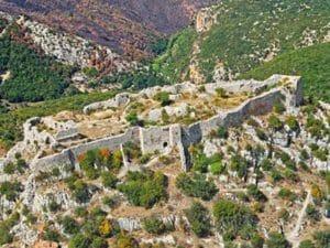 Βυζαντινά μνημεία στην Αρκαδία