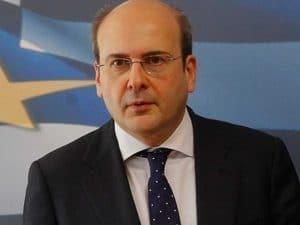 Υπουργός Περιβάλλοντος και Ενέργειας Κ. Χατζηδάκη