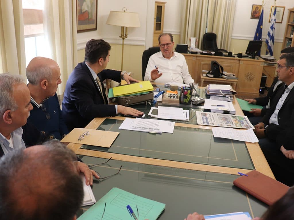 Σύσκεψη από εβδομάδα στο Ναύπλιο για τα προβλήματα ΓΟΕΒ – ΤΟΕΒ της Αργολίδας