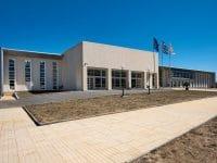 Απολύμανση στο Διοικητήριο της Π.Ε. Λακωνίας, στη Σπάρτη