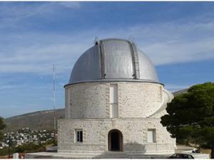 Συνάντηση Π. Νίκα για νέο αστεροσκοπείο στο Κρυονέρι Κορινθίας