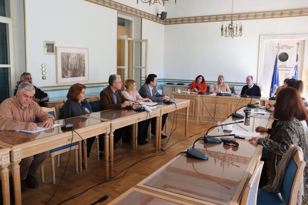Συνεδρίασε η Επιτροπή για τον εορτασμό των 200 χρόνων από την Επανάσταση του 1821