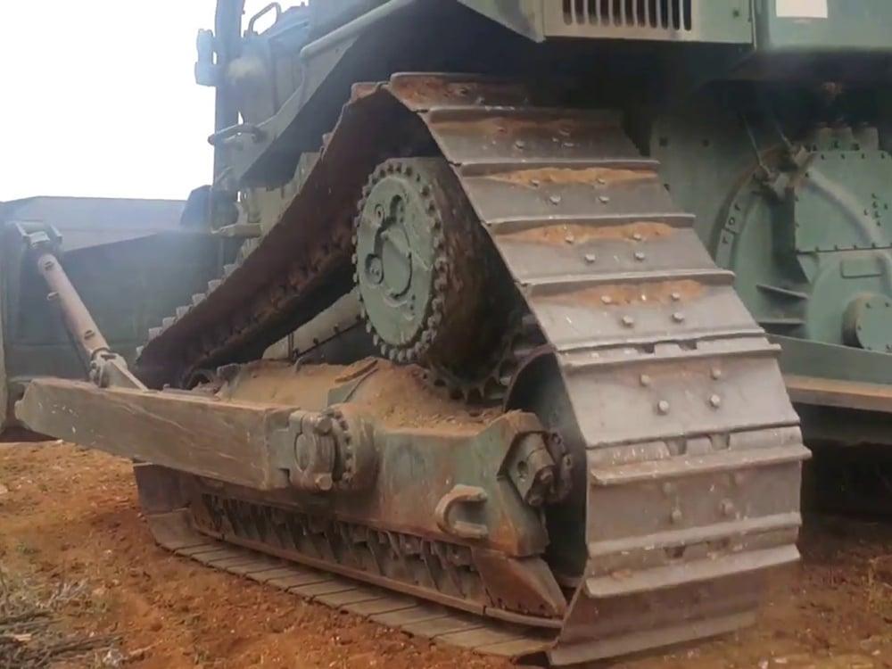 Βαρέα οχήματα για φυσικές καταστροφές