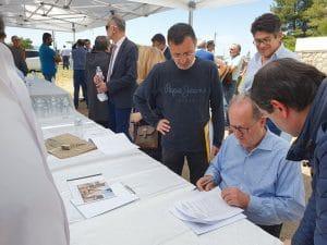 Η Περιφέρεια Πελοποννήσου χρηματοδοτεί την αναβάθμιση του Αστεροσκοπείου Κρυονερίου