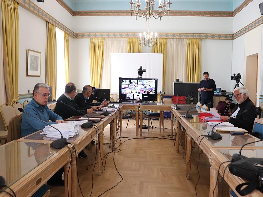 Λογισμικό για ηλεκτρονική διακίνηση εγγράφων ενέκρινε το Περιφερειακό Συμβούλιο Πελοποννήσου