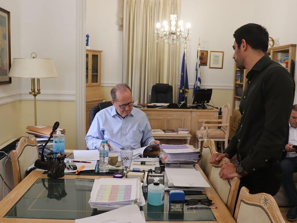 Υπογράφηκε η σύμβαση για την αποκατάσταση του ναού Αγίου Παντελεήμονα Μεθυδρίου