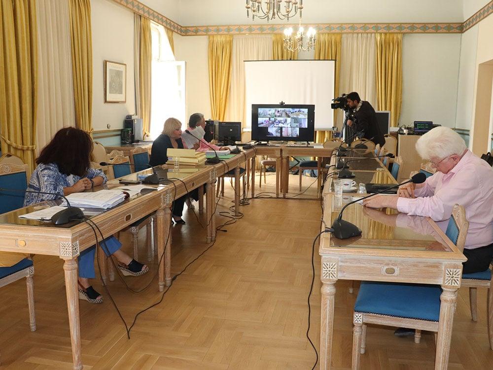 Σημαντικά έργα προωήθηκαν στην συνεδρίαση της Οικονομικής Επιτροπής