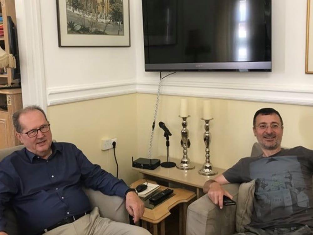 Ο ΧΥΤΑ του Κιάτου στη συνάντηση του περιφερειάρχη Π. Νίκα με τον δήμαρχο Σικυωνίων