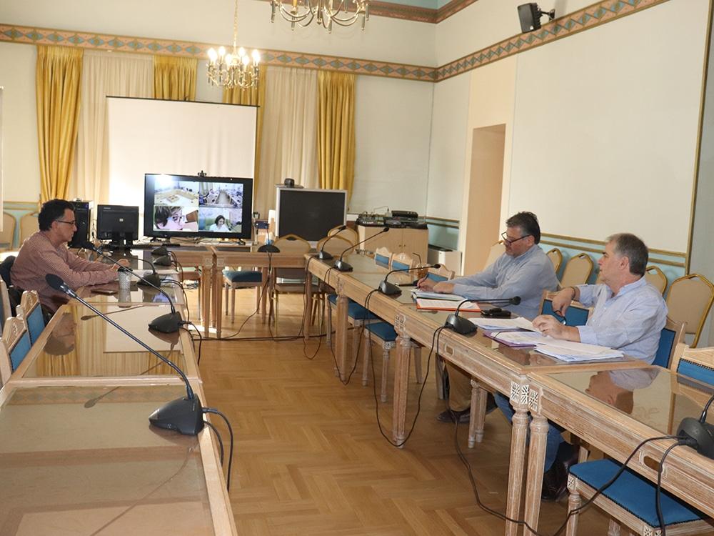 Σύσκεψη στην Περιφέρεια για την θερινή διανομή στους δικαιούχους του ΤΕΒΑ