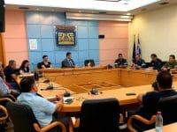 Σύσκεψη του ΣΟΠΠ της Π.Ε. Αργολίδας για την αντιπυρική προστασία