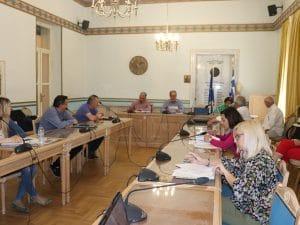 Δημιουργική η συνάντηση για το τοπικό μάστερ πλαν της Μεγαλόπολης