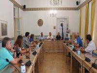 Συνάντηση με Ακοβίτες είχε ο περιφερειάρχης Πελοποννήσου Π. Νίκας
