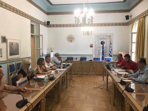 Το νέο νομικό πλαίσιο για τις Αναπτυξιακές θέμα σύσκεψης στην Περιφέρεια