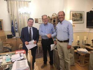 Υπογράφηκε σύμβαση για εργασίες συντήρησης στον δρόμο Μυκηνών - Τίρυνθας