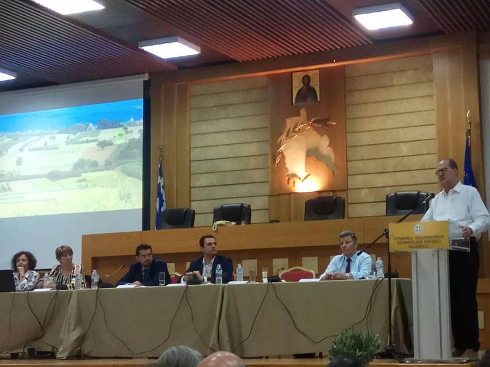 Παρουσίαση της νέας ΚΑΠ στην Καλαμάτα
