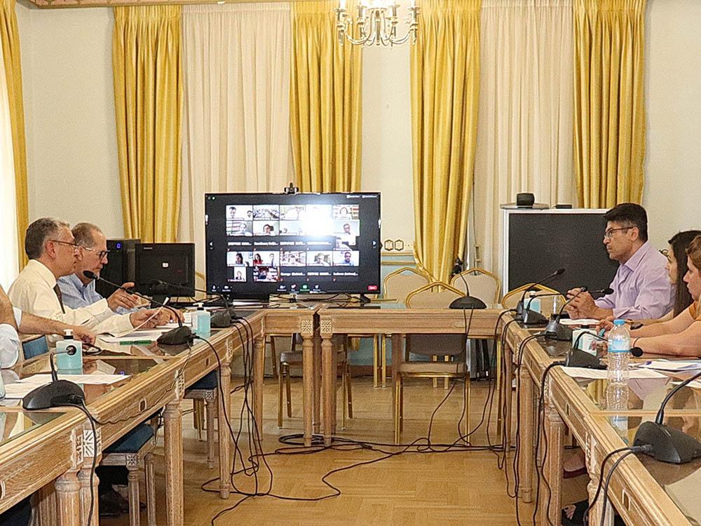 Κανονικοποίηση της σιδηροδρομικής γραμμής στο πλαίσιο του ΣΔΑΜ θέτει ως προτεραιότητα η Περιφέρεια Πελοποννήσου