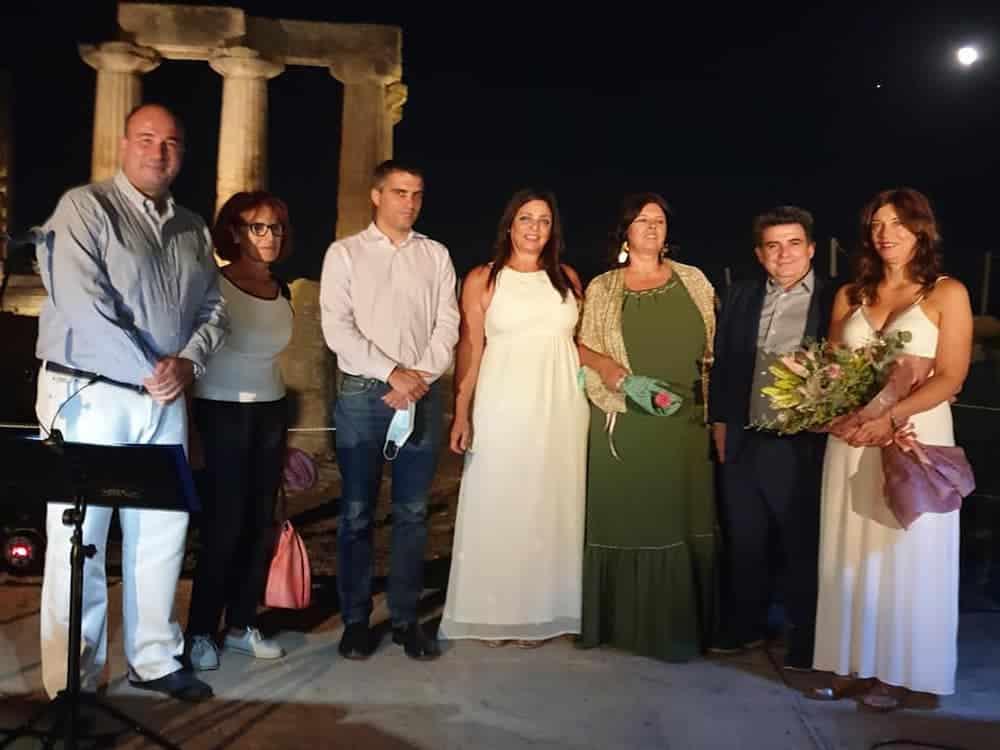 Βραδυά ποίησης, μουσικής και αστρονομίας στην Αρχαία Κόρινθο