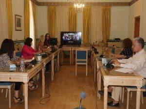 Συνεδρίαση της γνωμοδοτικής επιτροπής για τον εορτασμό των 200 χρόνων από το 1821