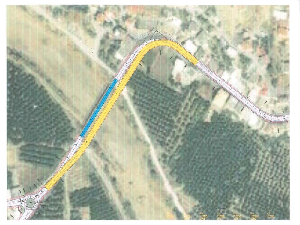 Νέα γέφυρα στην Σκάλα θα κατασκευάσει η Περιφέρεια