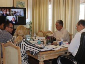 Σημαντική σύσκεψη για έργα στην Περιφέρεια συγκαλεί ο περιφερειάρχης Π. Νίκας