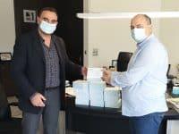 Παραδόθηκαν 300 rapid tests για την ΕΠΣ Λακωνίας