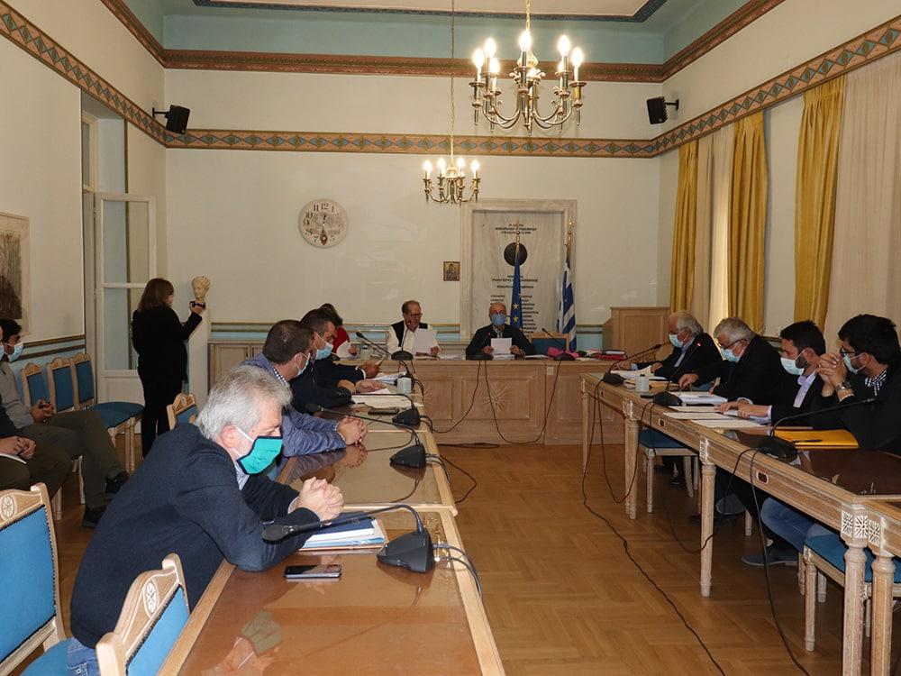 Συνεδρίασε η επιτροπή παρακολούθησης του ΕΑΠ Μεγαλόπολης