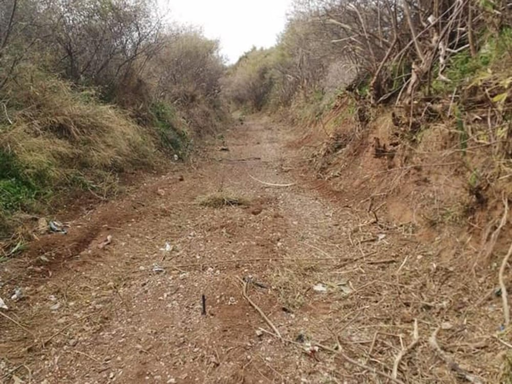 Εργασίες καθαρισμών από την Π.Ε. Αργολίδας σε Ιρια και Ξοβριό