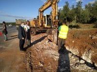 Σε εξέλιξη το έργο οδικής ασφάλειας στον δρόμο Κυπαρισσία - Φιλιατρά