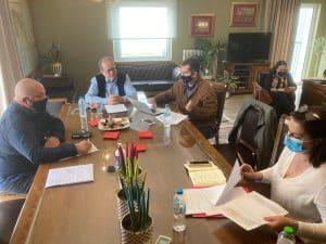 Σειρά θεμάτων της Αργολίδας στις συσκέψεις του περιφερειάρχη Π. Νίκα σήμερα στο Ναύπλιο