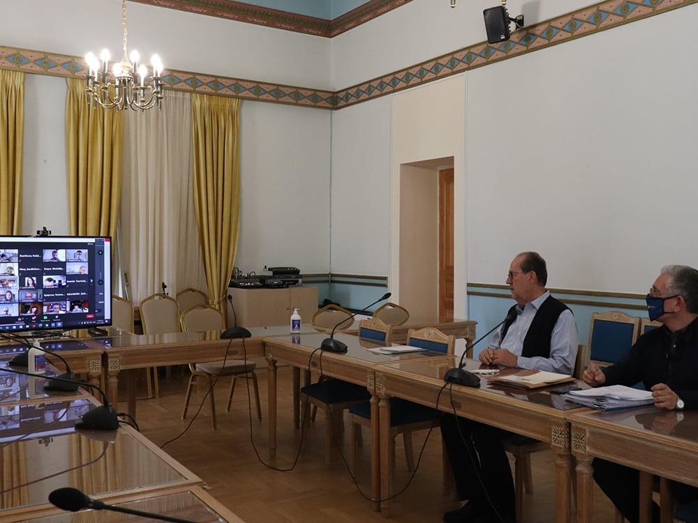 Συνεδρίασε η Συντονιστική Επιτροπή του ΣΔΑΜ