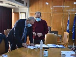 Συμβάσεις αναβάθμισης του αγροτικού δικτύου σε δύο δήμους της Μεσσηνίας υπογράφει την Παρασκευή ο περιφερειάρχης Π. Νίκας