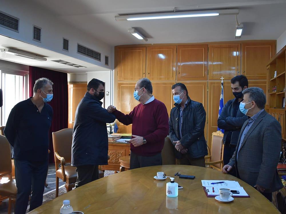 Συμβάσεις αναβάθμισης του αγροτικού δικτύου σε δύο δήμους της Μεσσηνίας υπογράφει αύριο Παρασκευή ο περιφερειάρχης Π. Νίκας