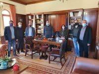 Θέματα του Δήμου Νεμέας σε συνάντηση στην Π.Ε. Κορινθίας