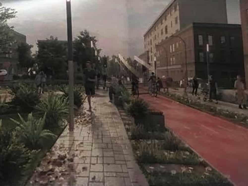 Παραδόθηκε το μάστερ πλαν για το πάρκο στην μετρική γραμμή Κόρινθος - Δερβένι