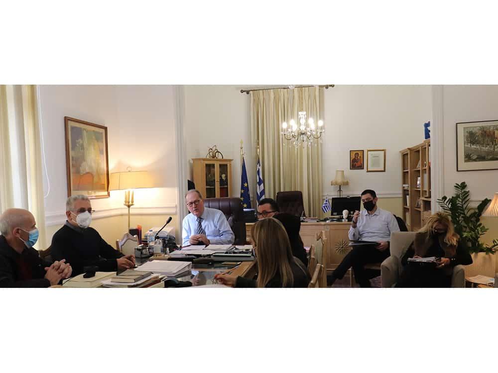 Σύσκεψη για την κουνουποκτονία στην Περιφέρεια Πελοποννήσου