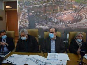 Το πλέον εξελιγμένο περιβαλλοντικά κτήριο διοίκησης στην Ελλάδα θα είναι το Διοικητήριο της Π.Ε. Μεσσηνίας, στην Καλαμάτα