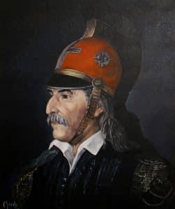 Θεόδωρος Κολοκοτρώνης<br>(Γέρος του Μοριά)