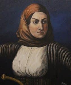 Λασκαρίνα Μπουμπουλίνα