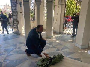 Τιμήθηκε η εθνική επέτειος στην Κόρινθο