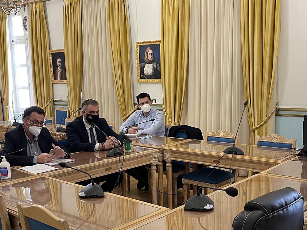 Σημαντικός ο ρόλος της Περιφέρειας Πελοποννήσου στην μάχη κατά του κορονοϊού